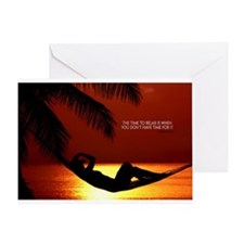 Inspirational Quote on Greeting Card