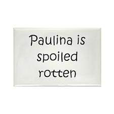Cool Paulina Rectangle Magnet