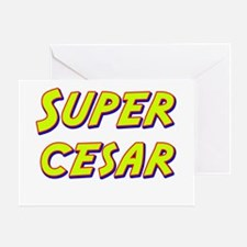 Super cesar Greeting Card