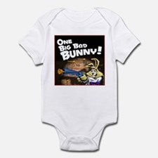 One Big Bad Bunny Infant Bodysuit