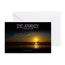 Inspirational Quote on Greeting Cards (Pk of 10)