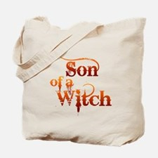 Son of a Witch Tote Bag