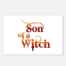 Son of a Witch Postcards (Package of 8)