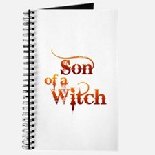 Son of a Witch Journal