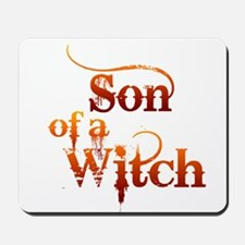 Son of a Witch Mousepad
