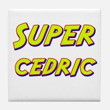Super cedric Tile Coaster