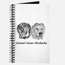 Cute Central asia Journal
