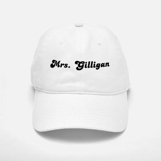 Mrs. Gilligan Baseball Baseball Cap