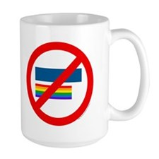 Not Equal Is Not Equal Mug