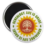 Life Is Great Magnet