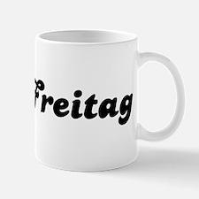 Mrs. Freitag Mug