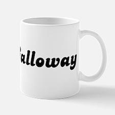 Mrs. Galloway Mug