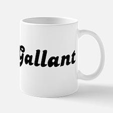 Mrs. Gallant Mug