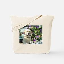Bogart's Yellow Lab Tote Bag