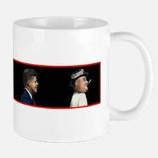 FDR to OBAMA on Abbey rd. Mug
