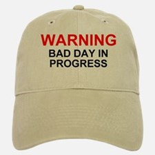 Bad Day Baseball Baseball Cap