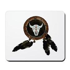 American Indian Shields Mousepad