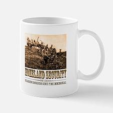 Homeland Security-Guarding Bo Mug