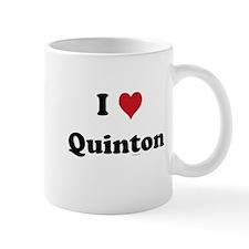 I love Quinton Mug