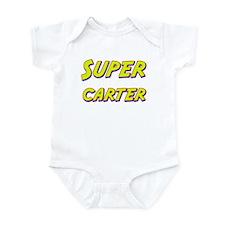 Super carter Infant Bodysuit