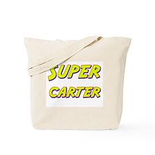 Super carter Tote Bag