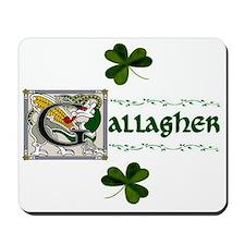 Gallagher Celtic Dragon Mousepad
