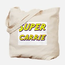 Super carrie Tote Bag