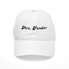 Mrs. Fender Baseball Cap