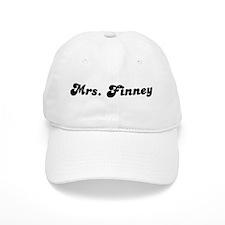 Mrs. Finney Baseball Cap