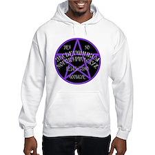 Purple Pentagram Board Jumper Hoody