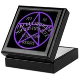 Ouija board Keepsake Boxes