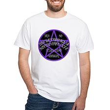 Purple Pentagram Board Shirt