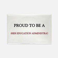 Proud to be a Higher Education Administrator Recta