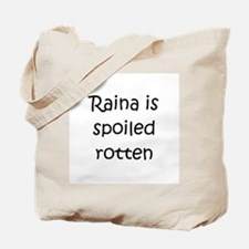 Cool Raina Tote Bag