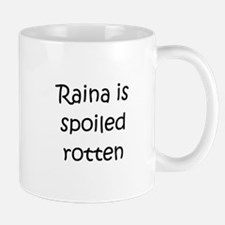 Unique Raina Mug