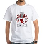 Uberti Family Crest White T-Shirt
