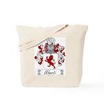 Uberti Family Crest Tote Bag