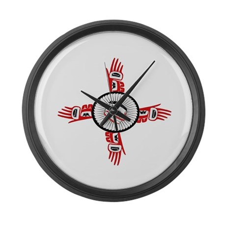 TRIBUTE Large Wall Clock