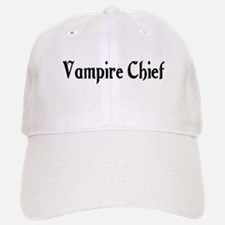 Vampire Chief Baseball Baseball Cap