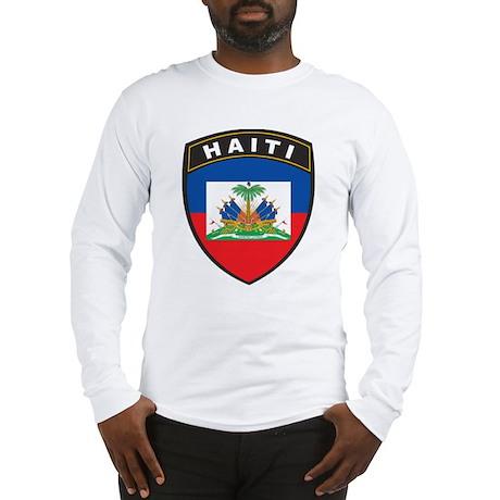 Haiti Long Sleeve T-Shirt