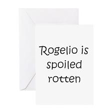 Cool Rogelio Greeting Card