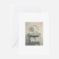 1949 Baby Greeting Cards (Pk of 10)