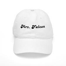 Mrs. Falcon Baseball Cap