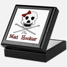 The Mad Hooker Keepsake Box
