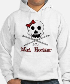 Unique Crochet pirate Hoodie