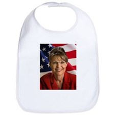 Unique Sarah palin Bib