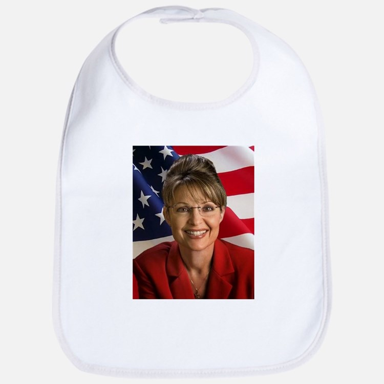 Cute Sarah palin Bib