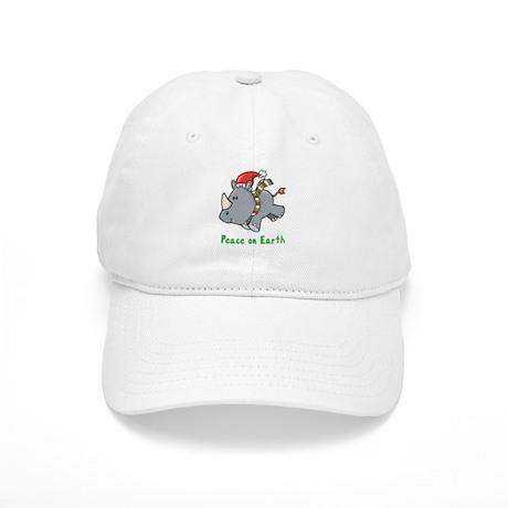 Peace Rhino Cap