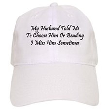 Husband Or Beads Hat