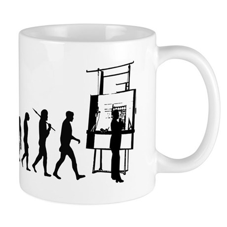 Architect Engineer Designer Mug